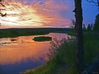 Забайкалье (Конда - Витим -  Верхняя Ангара)