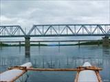 Мост на Витиме. БАМ