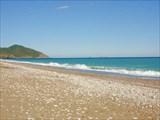 Пляж у Чирали