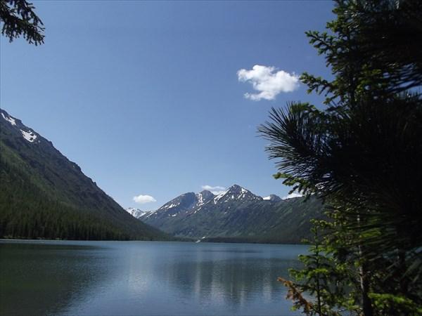 Нижнее Мультинское озеро