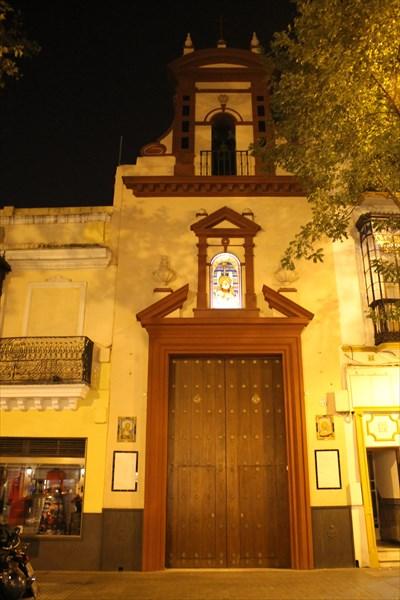 Капелла  Ностра Сеньора де ла Пьедад