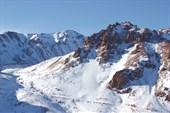 Вид с альпенграда.
