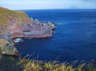 Загадочные необитаемые Курилы. Остров Матуа 2005