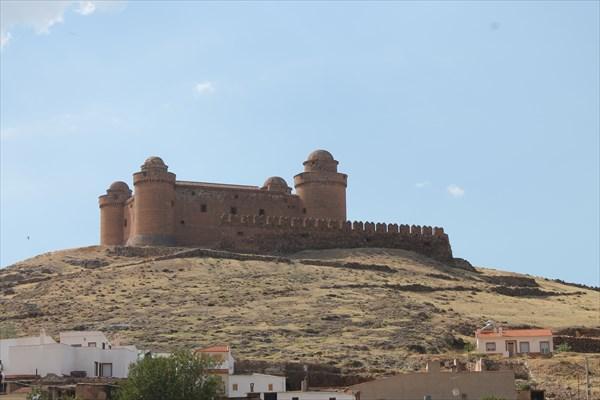 Замок в Ла Калахора