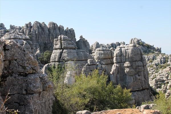 Природный парк Торкал Антекерра