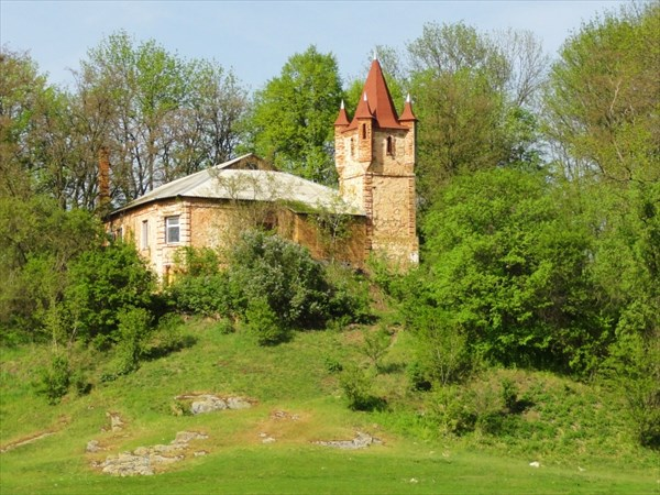 Замок графа Гейдена