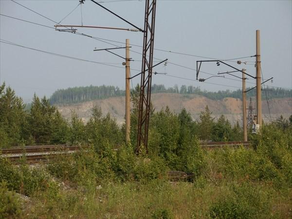 Железная дорога ГОК-а
