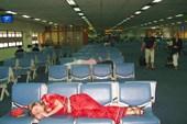 Уютный аэропорт местных сообщений в Бангкоке.