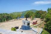 Памятник отцу тайского военного флота.