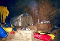 лагерь 600-пещера Система им. В.В. Илюхина