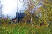 Домик в охотничьей базе `Бахта`