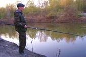 Рыбалка на `лосиной`.