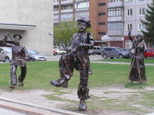 Кмпозиция у КРК.