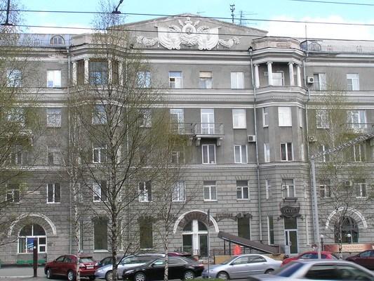 Здания Барнаула.