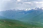 Вид на долину Западного Каракола