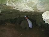 Первый грот в первой пещере