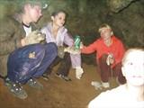В пещере - пиво холодное