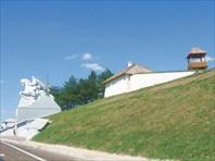 памятник первому конному казачьему полку