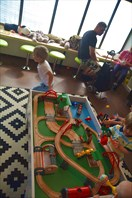 Игровая комната на Viking line