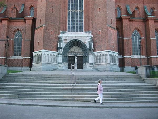 Главный собор Упсалы