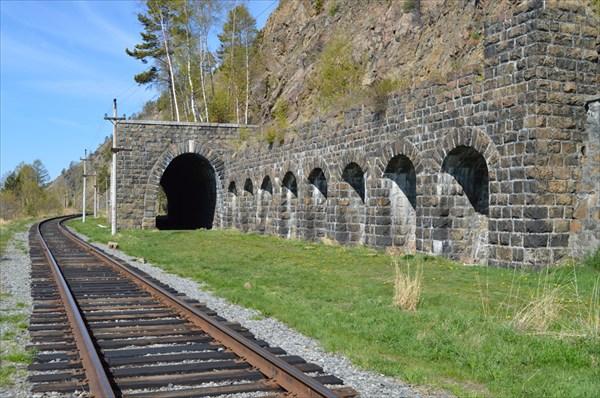 Недействующий тоннель