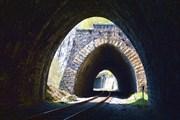 Самый короткий промежуток между тоннелями