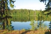 Озеро Юхор