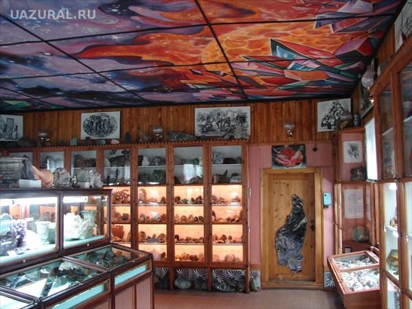 Музей камня в Слюдянке
