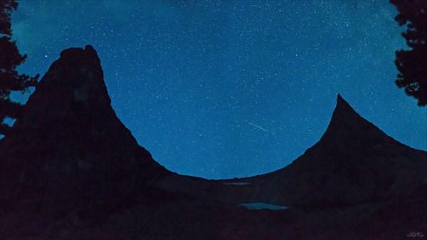 Ночь над Параболой