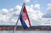 Хорватский флаг