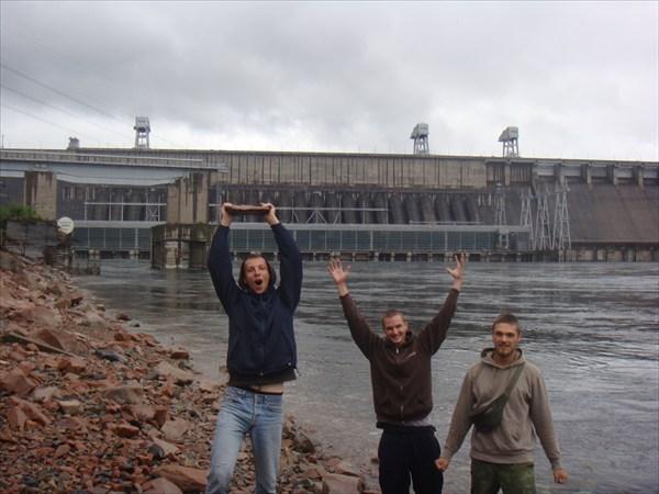 Дивногорск (Красноярская ГЭС)