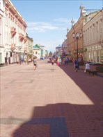 Ул. Покровка-город Нижний Новгород