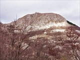 Гора Ловчен, вершина Езерский врх (1657м)