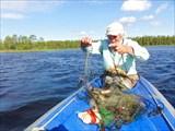 Озеро Яголомба, рыбалка.