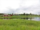Озерцо в центре деревни