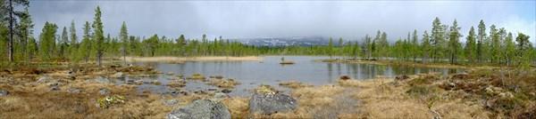 043_Тундровое озеро
