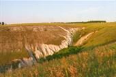 меловой каньон