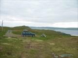 Нежилая часть острова