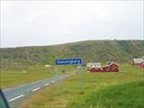 Конечная точка дороги №341