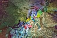 Пещера Окроджанашвили