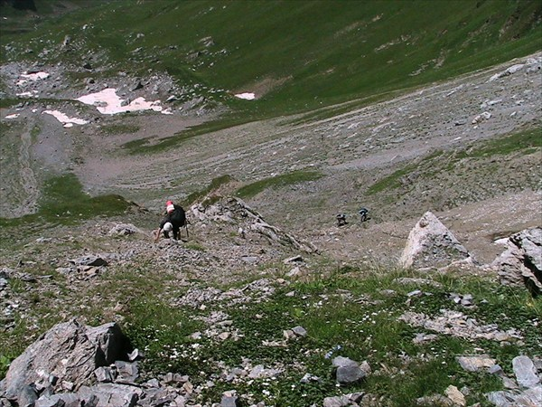 Берем перевал 1