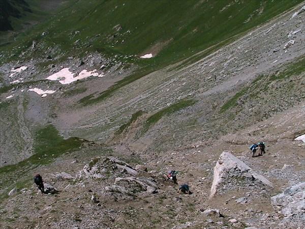 Берем перевал 4