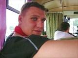 Участник маршрута - Бахарев Эдуард