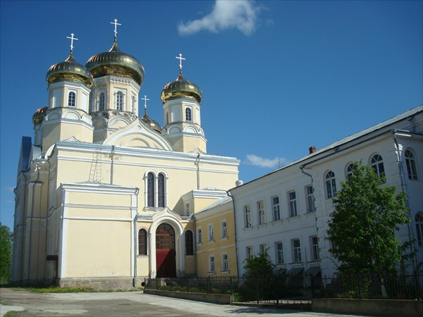 Церковь Андрониковой иконы Божьей матери