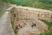 раскопки в Нарын-Кале