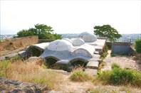 мунча - руины бань в цитадели