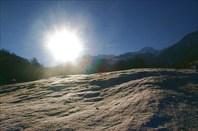 Красная Поляна. Зима 2006. (С) Рома&Катя