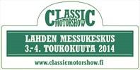 Поездка на фестиваль ClassicMotorShow