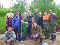 На Илыче в районе села Усть-Илыч