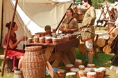 Фестиваль славян и викингов, г.Волин